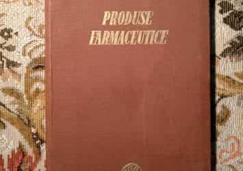 Produse farmaceutice - ministerul industriei chimice 1956-1957 16