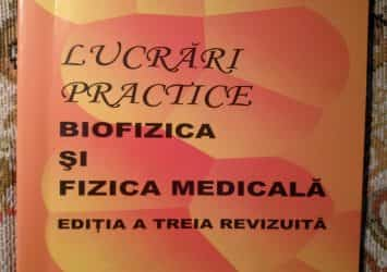 Biofizica si fizica medicala - Lucrari practice 12