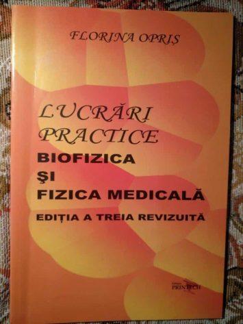 Biofizica si fizica medicala - Lucrari practice 8