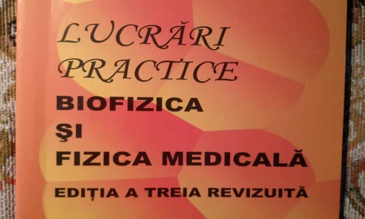 Biofizica si fizica medicala - Lucrari practice 6