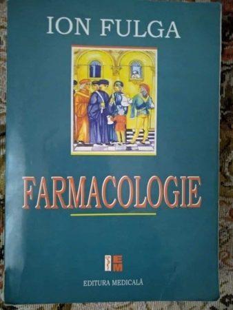 Farmacologie - Ion Fulga 2